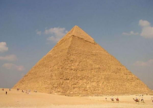 金字塔不是外星人蓋的!看了這個,你就知道埃及人是如何建造金字塔的!